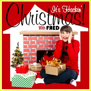 fred christmas cd